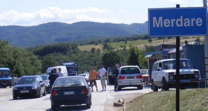 Pritje deri në një orë në Merdare për bashkatdhetarët për të hyrë në Kosovë