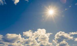 Të dielën mot me diell – në fillim të javës më ftohtë dhe reshje shiu