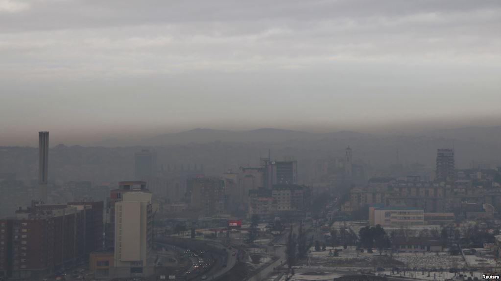Shqetësimi i BE-së për cilësinë e ajrit në Kosovë