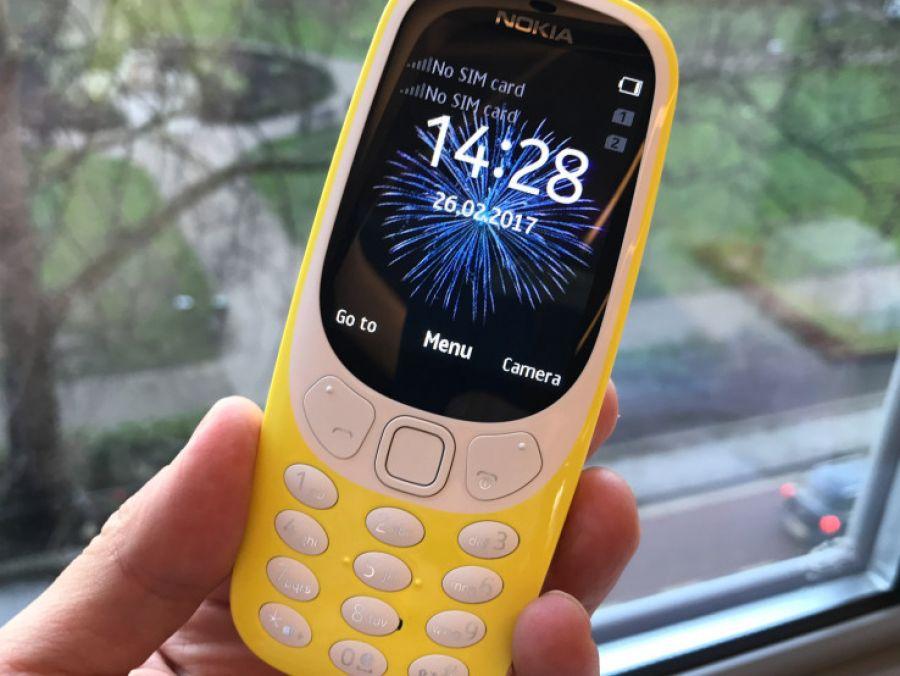 Prezantohet zyrtarisht telefoni i ri Nokia 3310
