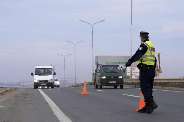Goditet me motoçikletë polici në Prizren