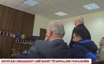 Kryetari i Dragashit: Unë Duhet të Shpallem i Pafajshëm