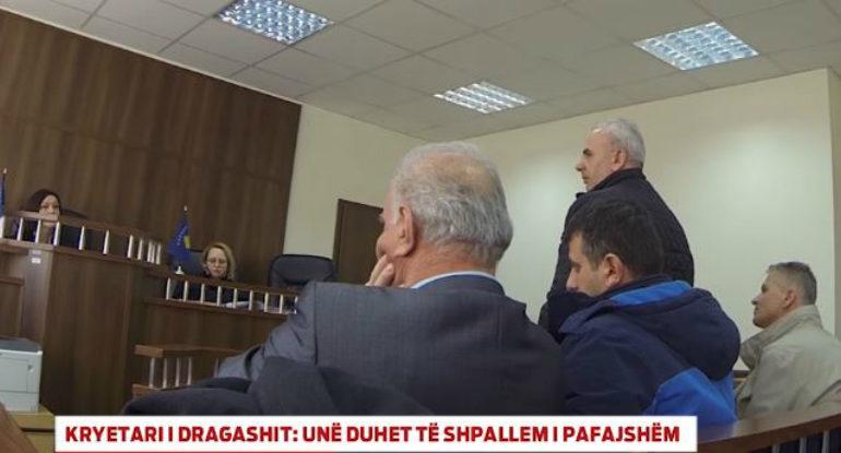Greva e punëtorëve administrativ shtyn gjykimin ndaj ish-kryetarit të Dragashit