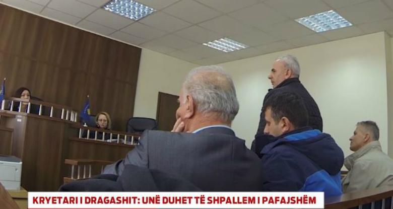 Nuk është Kryetar që një vit, Salim Jenuzi ende nëpër gjykata