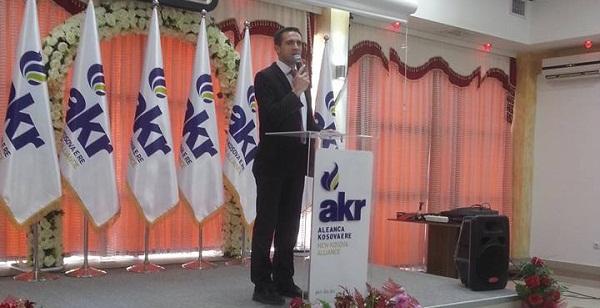 Zaim Hajredini zgjedhet kryetari i Degës së AKR-së në Dragash