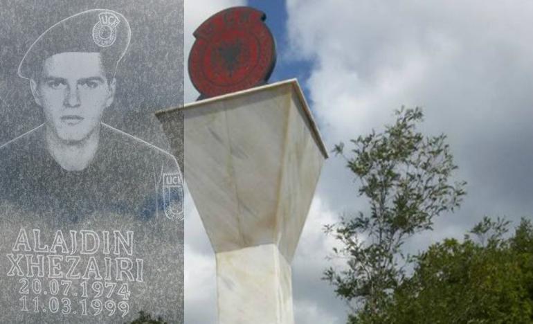 """18 vjetori i rënjes heroike të """"Alajdin Xhezairit"""" në Betejën e Jeshkovës"""