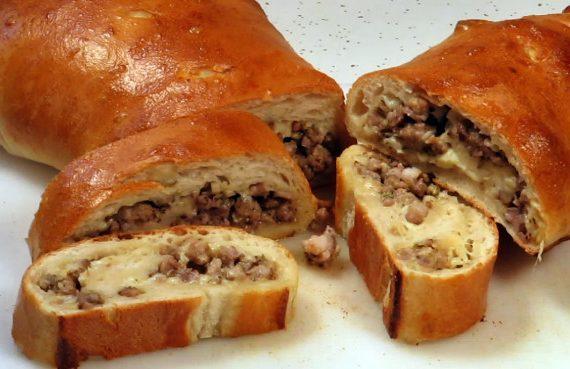 Bukë me mish të bluar