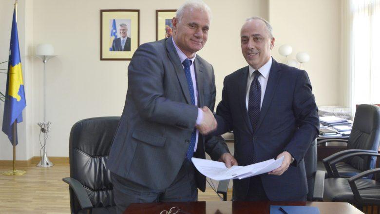 Ministria e Infrastrukturës 1 milion euro për infrastrukturën rrugore të Dragashit