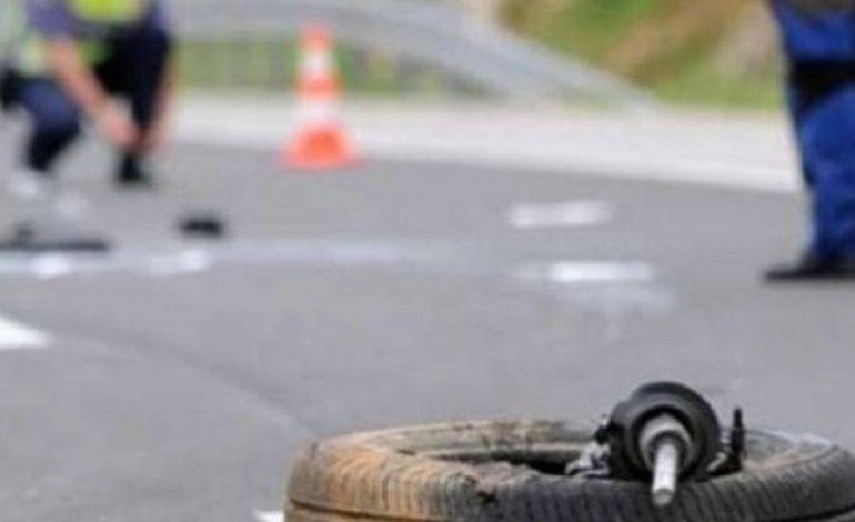 Katër të lënduar në një aksident në Dragash