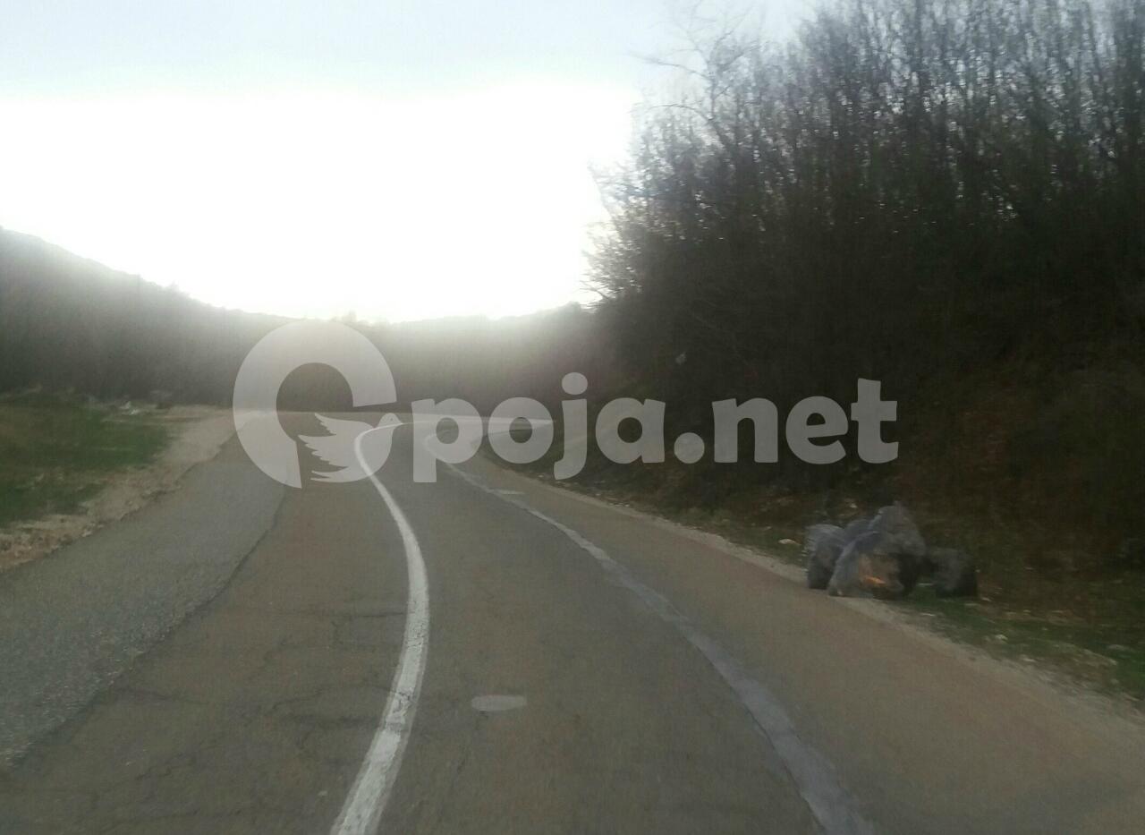 Bashkatëdhetari nga Pllava merr iniciativë për pastrimin e rrugëve në vendlindjen e tij