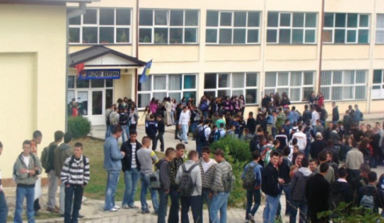 """Nga 50 mostra të testuara, 4 mësimdhënës dhe një nxënëse dalin pozitiv në Sh.M.L.""""Ruzhdi Berisha"""" në Dragash"""