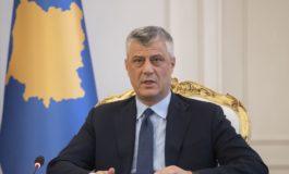 Thaçi: Shpejt do ta shpalli datën për seancën e parë të Kuvendit