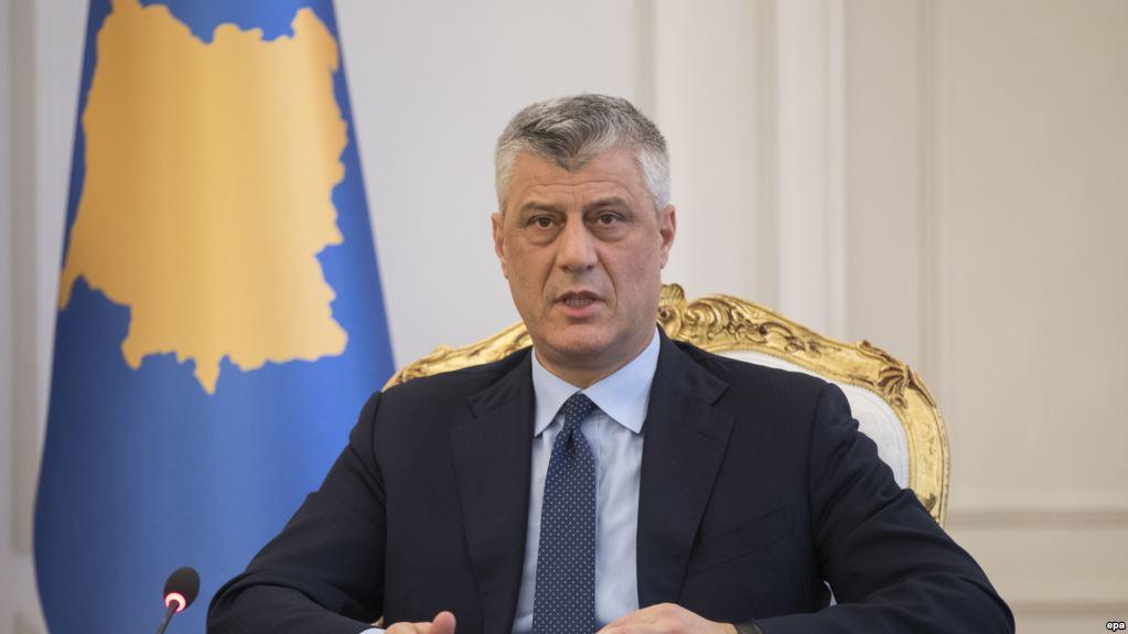 Thaçi: Jemi gati të nisim ndryshimet kushtetuese për ushtrinë, do t'i bind serbët