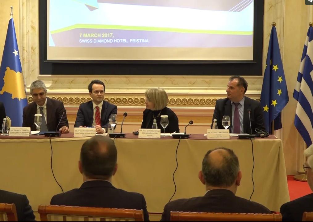 """""""Autostrada 'Arbën Xhaferi' lehtëson bashkëpunimin ekonomik me Greqinë"""""""
