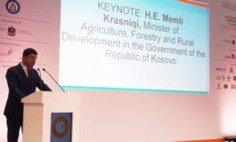 Ministri Krasniqi në Forumin Global për Inovacione në Bujqësi