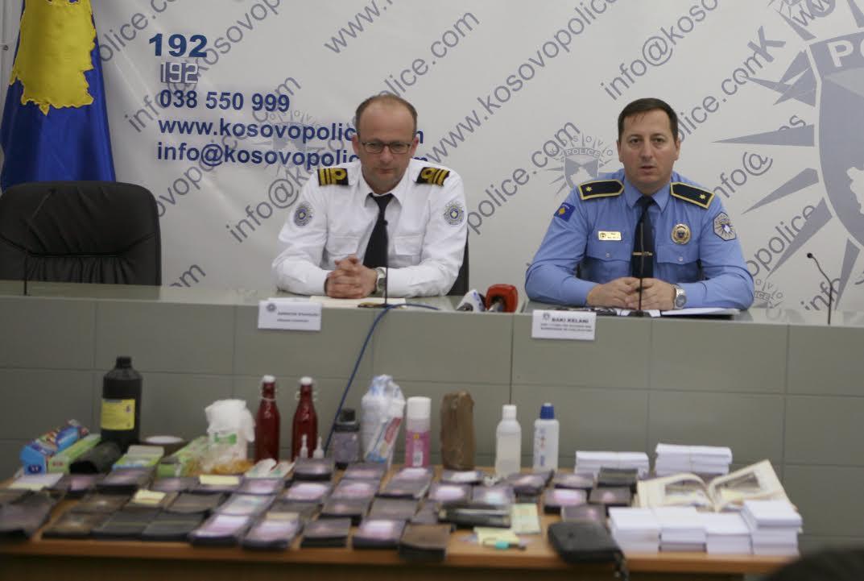 Versioni zyrtar i policisë për plagosjen e Azem Vllasit