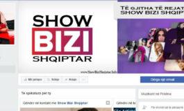 Faqja më e madhe e showbizit shqiptarë e udhëhequr nga Opojani