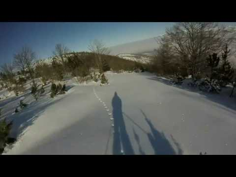 Skiing Koretnik – Valon Krasniqi