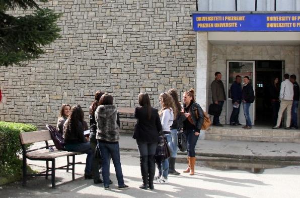 Universiteti i Prizrenit hap konkursin për afatin e dytë
