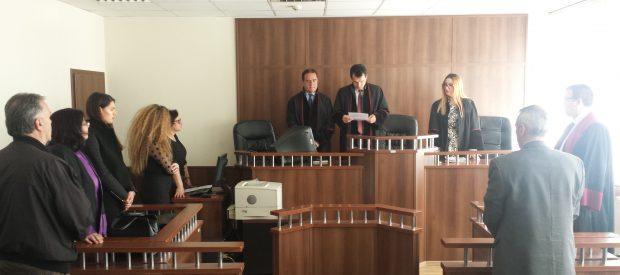 """Dënohet me 1 vit burgim efektiv arkëtari i ujësjellësit """"Hidroregjioni Jugor"""""""