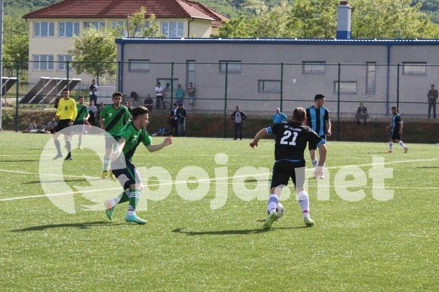 KF Opoja po i rikthehët lojës pozitive, barazon në një teren të vështirë