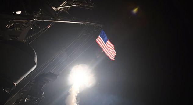 Pentagoni jep rezultatet e para pas sulmit ajror në Siri