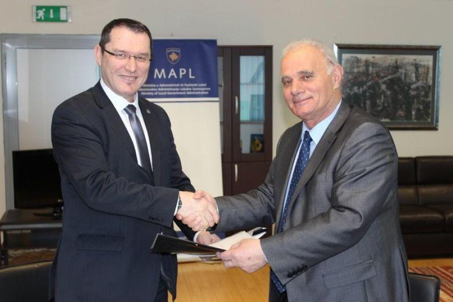 MAPL financon ndërtimin e Shtëpisë së Kulturës në Dragash