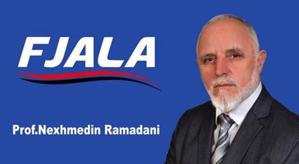 Nexhmedin Ramadani kandidat i partisë Fjala për Prizren