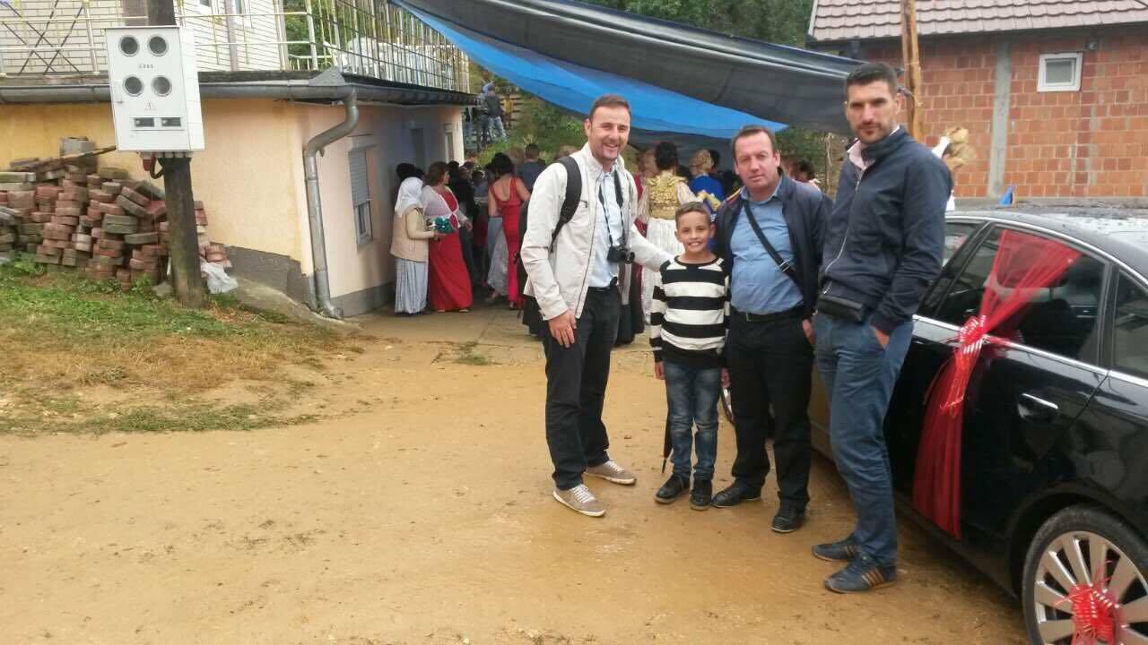 Hulumtuesit nga Institutit Albanologjik po qëndrojnë në krahinën e Opojës (Foto)