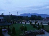 Bora e parë në bjeshkët e Opojës
