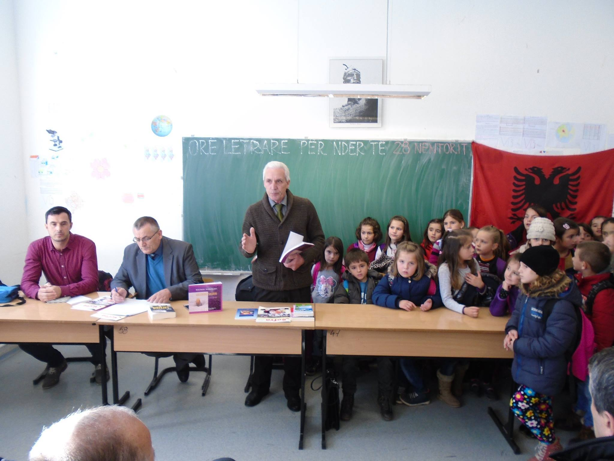 Poetët Opojanë shënuan 28 nëntorin ! (Foto)