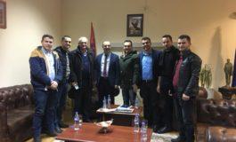 Një delegacion nga Lëvizja Vetëvendosje– Dragash viziton Haskukën