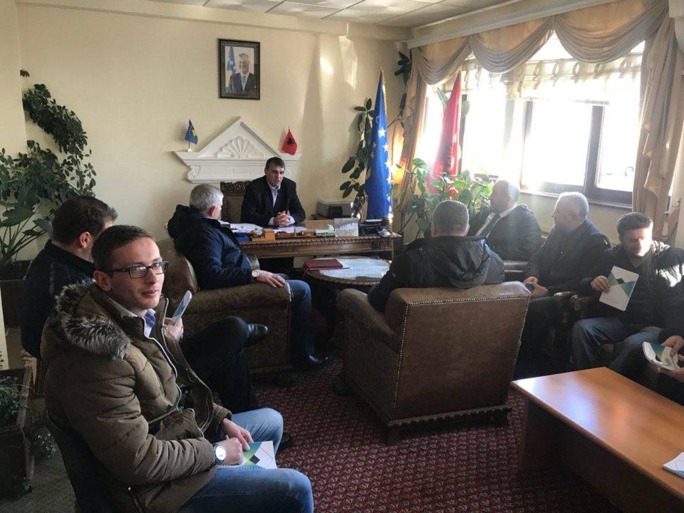 Shoqata e Afaristëve të Dragashit urë lidhëse biznes-komunë