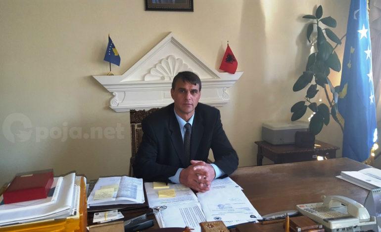 Urimi i kryetarit të komunës Shaban Shabani me rastin e festës së Kurban Bajramit