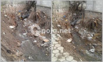 Kanalizimet në lumenj, shqetësim i madh për qytetarët në Dragash