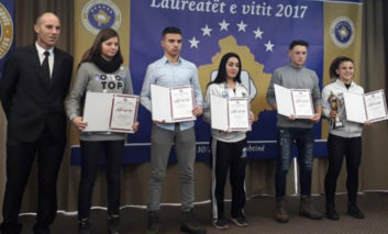 Fatjona Ahmeti me origjinë nga Opoja, ndër 10-të më të mirat në karate për vitin 2017