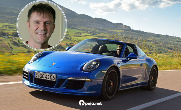 """Faton Piraj, opojani që bëri shpikjen gjeniale për motorin """"Porsche"""""""