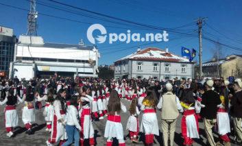 Aktivitetet kulturore për 10-vjetorin e Pavarësisë në Dragash (Foto)