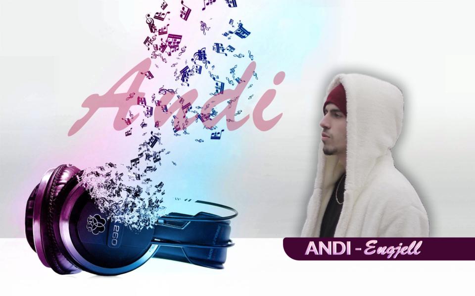 """Andi sjell këngën e re """"Engjell"""" (Video)"""