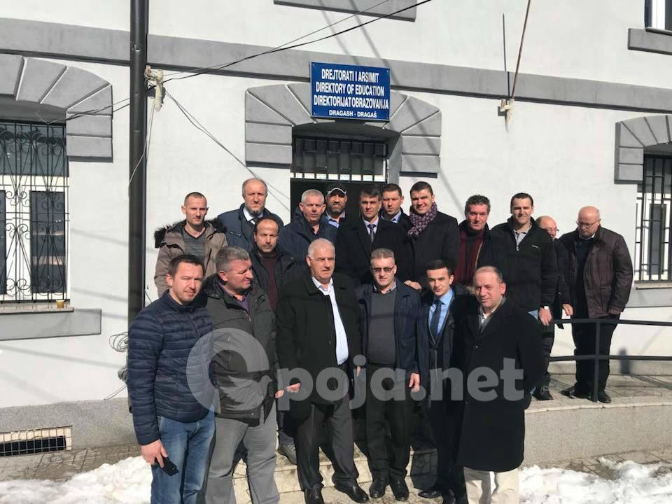 """Shoqata e afaristëve """"Sharri"""" me zyre të re në Dragash"""