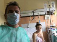 Gentiana Qafleshi po i rikthehet jetës suksesshëm