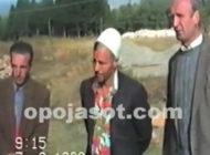 Viti 1998, përfaqësuesit e Zaplluxhes dorëzojnë dy pistoleta te MUP-i serb (Video)