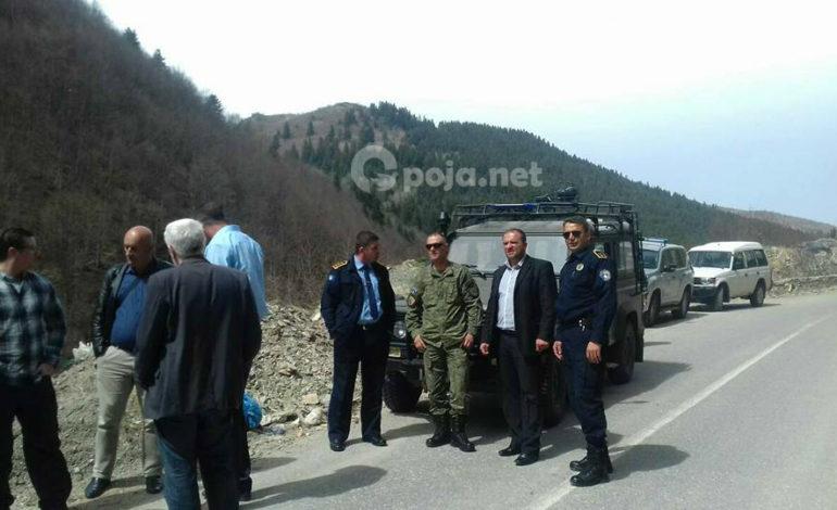 Një ekip nga FSK viziton Komunën e Dragashit