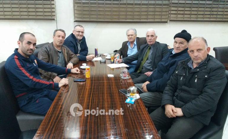"""Ibrahim Skenderi, kryetar i ri i K.L. """"Luigj Gurakuqi"""""""