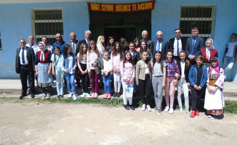Letrarët e Rinj të Dragashit mbajnë aktivitet në Kukës