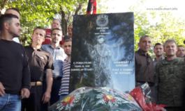Zahadain Krasniqit iu zbulua pllaka përkujtimore (Video)