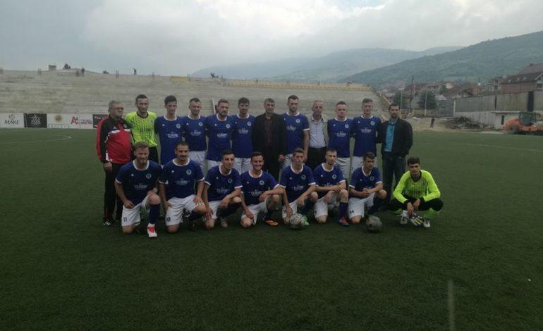 Kryetari Shabani i sjell 'fat' KF Opojës, fitore e pastër 3-0 ndaj KF Ratkocit