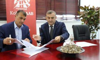 Kolegji AAB nënshkruan marrëveshje bashkëpunimi edhe me Komunën e Dragashit