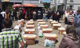 Këta janë donatorët që ndihmuan 50 familje në Dragash
