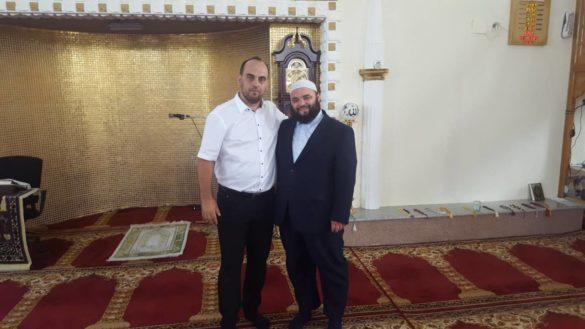 Hevzi Hasani dhe Fatmir Latifi